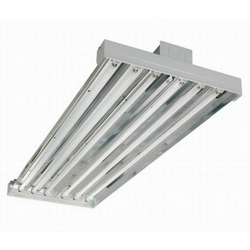 CPR HBL654HT5-L5 F-BAY 6-54W T5HO 5000K LAMPS INCL 120/277 W/NO UPLIGHT
