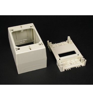 WMD 2348-WH NM DEEP DEVICE BOX 2300 WHITE