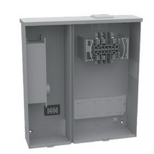 MLB SC6128-XL CT RATED SOCKET WITH VT PACK PROVISION; 20 AMP, 13 TERMINAL 3PH 480V