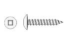 RAT F56366 8X3/4 TRUSS WOOD TAPPING STEEL SQUAREDRIVE SCREW