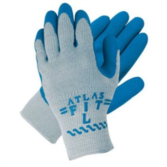 CGC 300-XL ATLAS LATEX COATED, BLUE X-LARGE