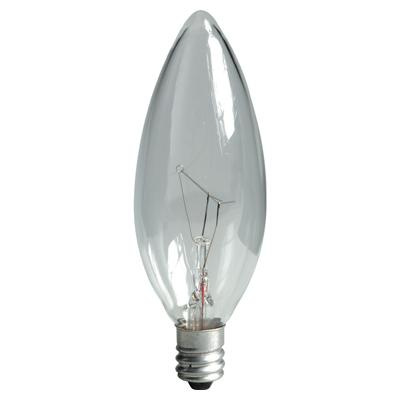 GEL 60BC10CF4/TP5-MP-120 75198 INCANDESCENT LAMPS (4 PACK - QTY 1 = 4 LAMPS)