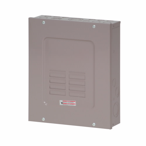 CUT CH8L125SP 1 Ph/CH Loadcenter 125A MLO 8/16 Cir. Cu Bus Surface Cover