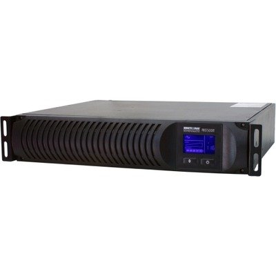 MINUTEMAN PRO1500RT 1500VA/1050W 120 VAC LINE-INTERACTIVE UPS W/6 BATTERY BACK UP/SURGE OUTLETS, 2 SURGE ONLY OUTLETS, USB AND RS232 COMMUNICATION PORTS *OBSOLETE*