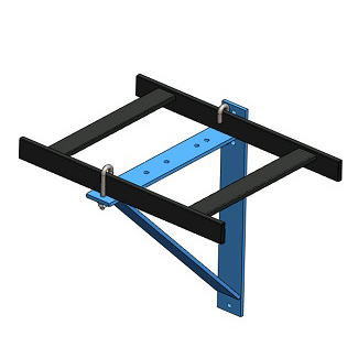 RXL 1006-02-12, TRIANGLE SUPPORT BRACKET 12