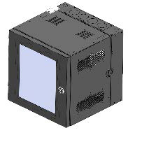 RXL 4020-02-12 WALL MOUNT CABINET 24