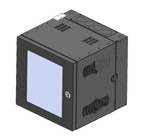 RXL 4020-02-18 18U WALL MOUNT CABINET