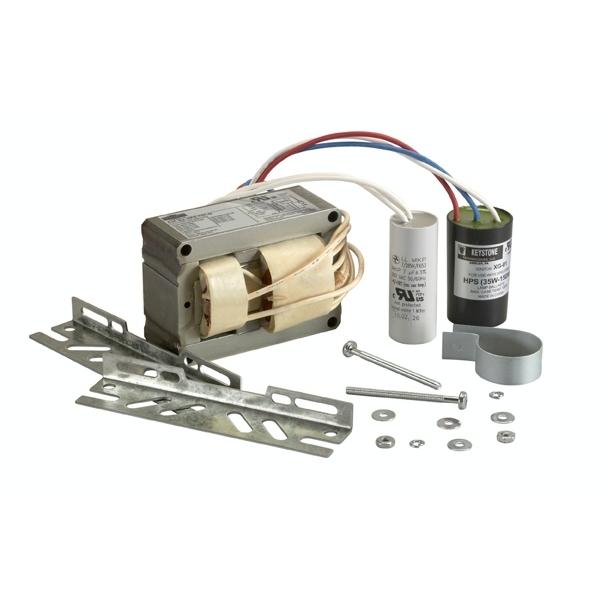 KEY HPS-70X-Q-KIT 70W (S62) High Pressure Sodium Ballast Kit