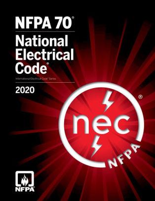 NEC 2020 CODEBOOK SOFTCOVER